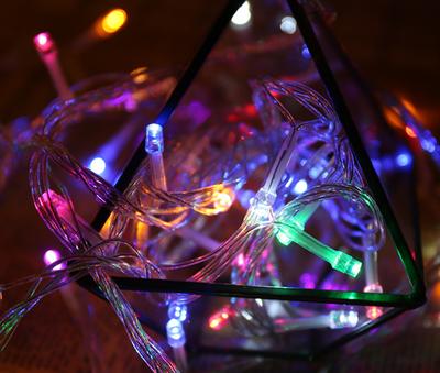 10 Metre Dekoratif İp Led Işık   Sabit - Animasyonlu Yılbaşı Süs