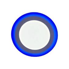 Ledreyon - 9W Çift Renkli Sıva Altı Yuvarlak Led Panel