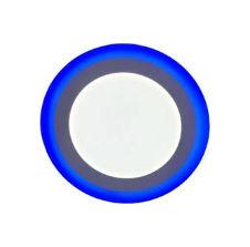 6W Çift Renkli Sıva Altı Yuvarlak Led Panel