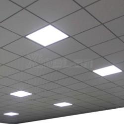 60x60 45W Sıva Altı Kare Clipin Panel Armatür - Thumbnail