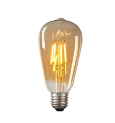 Cata - Cata 4 Watt Rustik Edison Flamanlı Ampul | E27 Duy