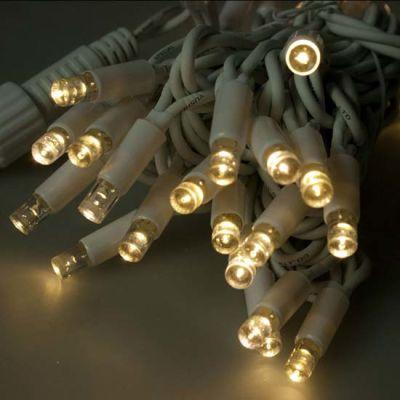 IP65 Dış Mekan Su Geçirmez İp led Işık - 10 Metre - İp Led Işık Bahçe Ağaç Aydınlatma