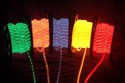 5 Metre Dış Mekan Neon Hortum Şerit Led Aydınlatma - Thumbnail