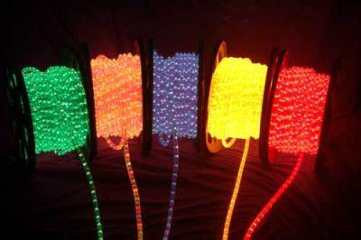 5 Metre Dış Mekan Neon Hortum Şerit Led Aydınlatma