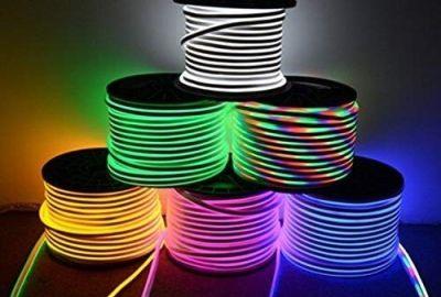 10 Metre 120 Ledli Neon Şerit Hortum Led Işık